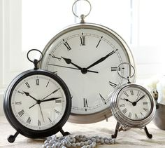 Pocket Watch Clock | Pottery Barn