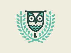 Сова в логотипе