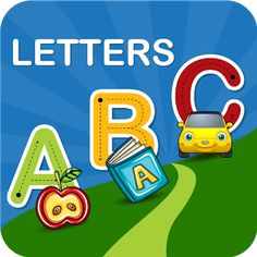 Kids Learning Android Apps: Kids Alphabet Activity Lite App