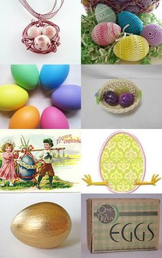 Egg aesthetics by ForYouWithLuv on Etsy--Pinned with TreasuryPin.com