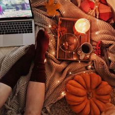 Fall Inspiration I can't wait to work from home this winter and not have to commute in the early hou