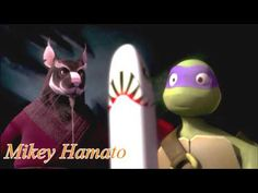 Tmnt 2012 Funny Moments Part 3 - YouTube
