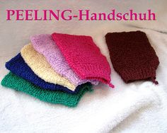 WERBUNG - Peelinghandschuh Knitted Hats, Crochet Hats, Gull, Fair Trade, Knitting, Things To Do, Advertising, Knitting Hats, Tricot