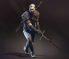 The Art of the Witcher 3 Wild Hunt - Games