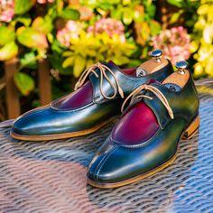 Paul Parkman Split Toe Men's Multi-Color Derby Shoes   Website: www.paulparkman.com . . .   #paulparkman #paulparkmanshoes #derbyshoes  #handmade #bespoke #luxury #shoemaker #handcrafted #shoesformen #mensshoes #handmadeshoes #mensfashion #patinashoes #bespokeshoes #luxuryshoes #shoeaddict #shoegasm Best Shoes For Men, Brown Oxfords, Painting Leather, Derby Shoes, Kinds Of Shoes, Luxury Shoes, Loafers Men, Me Too Shoes, Shoe Boots