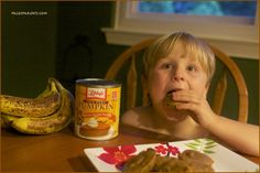 Banana Pumpkin Pucks | Paleo Parents