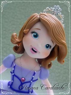 princesita sofia porcelana fria - Buscar con Google