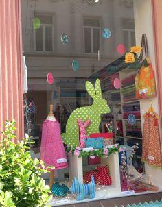 Schaufensterdeko abama dekoration dekoideen - Schaufenster dekorieren ideen ...