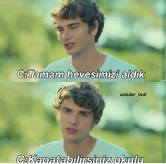 Katılıyorum Ridiculous Pictures, Profile Pictures Instagram, Film Quotes, Weird World, I Don T Know, Funny Moments, Funny Cute, Haha, Jokes