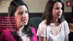 Opiniones de alumnos: Ana Ester y María Gabriela, alumnas del Máster en ...