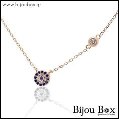 Silver Necklaces, Silver Jewelry, Bijou Box, Jewelry Watches, Rose Gold, Pendant Necklace, Sterling Silver, Diamond, Silver Decorations
