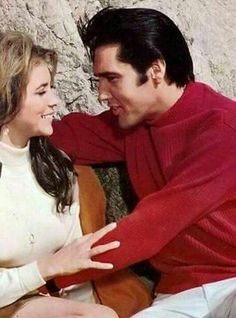 Elvis and Michele Carey - 'Live A Little, Love A Little' - 1968