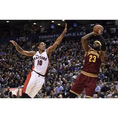 After sweeping both Detroit and Atlanta in the first two rounds of the playoffs the Cleveland Cavaliers will square off against the Toronto Raptors in Game one of the Eastern Conference Finals. The Cavs have been shooting the 3 at a historic rate averaging 16.8 threes per game on 46.2%. Things havent been as easy for the Raptors. They needed the full 7 games against their first 2 opponents Indiana and Miami. The Raptors beat the Cavs 2 out of 3 times in the regular season and this is the…