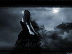 Macabros susurros y un universo de oscuridad: Imágenes góticas (damas y caballeros de la oscuridad)