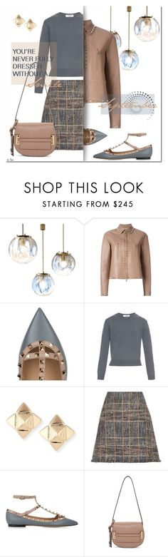 """""""VALENTINO"""" by deneve ❤ liked on Polyvore featuring Valentino, Etro, Temperley London, valentino and falltrend"""