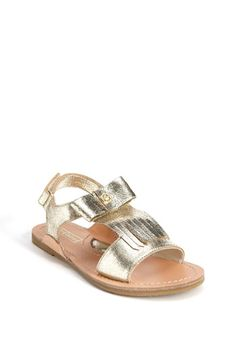 Juicy Couture 'Fig Kid' Sandal (Toddler, Little Kid & Big Kid) Baby Shower List, Kids Sandals, Kids Board, Stylish Kids, Big Kids, Juicy Couture, Fig, Girls Shoes, Blessings