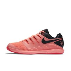 c33d3399aae Nike Air Zoom Vapor X Men s Tennis Shoe Size 11.5 (Pink)