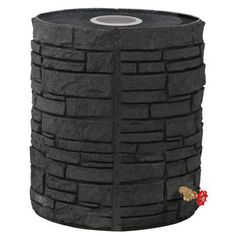 418 L Sierra Stone Rain Barrel - at Costco for $170, best price for the most volume
