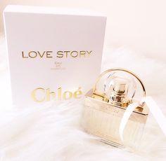My new fragrance! Chloe Love story