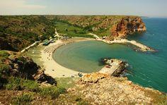 Bolata bay. A wonderful bay at the northern shore of Bulgaria.
