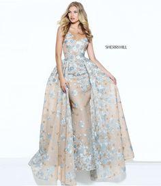 Вечернее платье Sherri Hill 50837