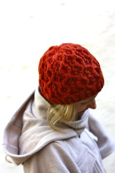 Knitting Pattern PDF  Adult's Cable & Lace Magda by mindofwinter, $6.00