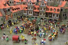 Playmobil Antequera Diorama