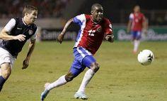 Johel Campbell - Seleccion Nacional de Futbol - Deportes - Costa rica