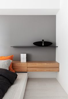 The Little White Apartment By Z-axis Design