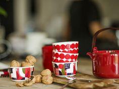 Oiva tableware by Marimekko
