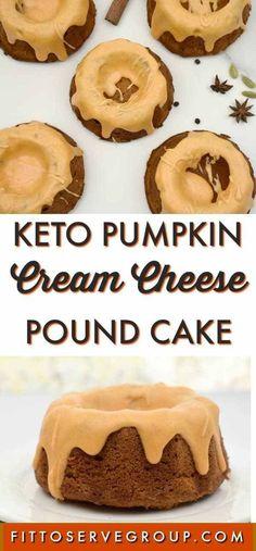 keto pumpkin cream cheese pound cake the ultimate low carb pumpkin season treat…. keto pumpkin cream cheese pound cake the ultimate low carb pumpkin season treat. Desserts Keto, Desserts Sains, Keto Friendly Desserts, Keto Snacks, Dessert Recipes, Dessert Ideas, Dinner Dessert, Dessert Drinks, Keto Dinner