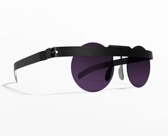 sunglasses / concept inspired by Mykita / 2015 / designed by CODE Design
