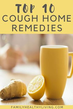 These natural cough home remedies will make you sleep better. Cough remedies like ginger tea, honey tea, apple cider vinegar. will soothe your child's throat and they work well for kids and for…More Natural Cold Remedies, Cold Home Remedies, Herbal Remedies, Holistic Remedies, Flu Remedies, Holistic Healing, Natural Healing, Stop Coughing Remedies, Severe Cough Remedies