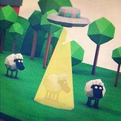 low-poly-sheep-ufo-1