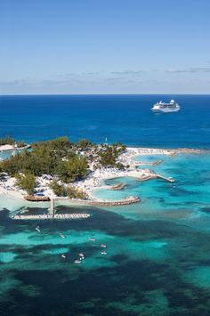 CocoCay, Bahamas | Make your next trip one to remember, with a relaxation-infused getaway to this private Royal Caribbean destination.