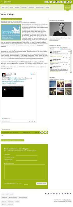 """""""Das erste Deutsche TweetCamp"""" - @Stefan Borchert #tck13"""