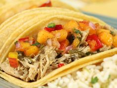 Shredded Chicken and Green Chile Sauce. Get this recipe from Kimberly's Simply Southern on Great American Country >> http://www.greatamericancountry.com/living/food/shredded-chicken-with-green-chiles?soc=pinterest