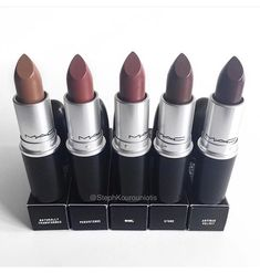Makeup. Spring/Summer 2016 Lip Color. Dark Lipstick. Pinterest: @Kekedanae20