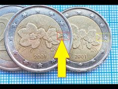 Timbre Collection, Childhood Memories 90s, Rare Coins Worth Money, Euro Coins, Coin Worth, Commemorative Coins, I Love Cats, Cats And Kittens, Personalized Items