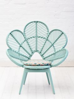 Love Chair Aqua