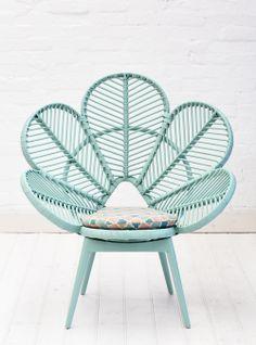 Love Chair Aqua