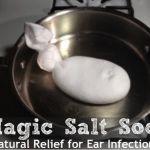 Magic Salt Sock