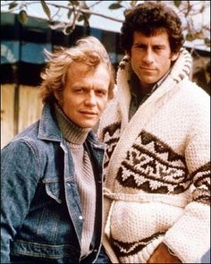* Starsky and Hutch * @.com -  oh so gorgeous!