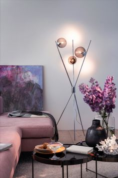 New Homes, Post, Lighting, Home Decor, Cool Floor Lamps, Small Condo, Rustic, Home, Decoration Home