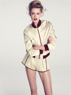 Frida Gustavsson for H Summer 2012 Collection