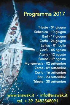 Vacanze in barca a vela! www.arawak.it #vacanze #vacanze2017 #estate #estate2017 #barcaavela #vela #barca #barcavela #vacanzeinbarcaavela #vacanzeinbarcaavela2017 #trieste #giugno #giugno2017 #sebenico #bari #corfu #lefkas #atene #samos #monemvasia #zante #luglio #luglio2017 #agosto #agosto2017 #settembre #settembre2017