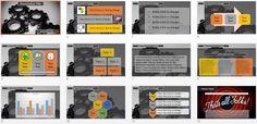 3d Gears PowerPoint Slide by SageFox