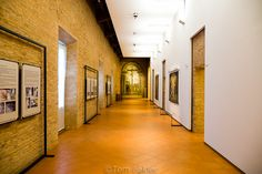 The Pinacoteca Civica's exhibition space is gradually being expanded and prepared to house several more centuries of art from the city's col...