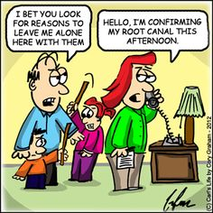 """Next time tell your husband """"Oral health is important and I as a parent must lead by example!"""" #DeltaDental"""