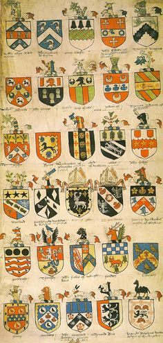 Tudor_Roll_of_arms,_Sir_Thomas_Wriothesley.png 822×1,725 pixels